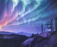 Skywatchers Fine Art Print