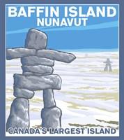 Baffin Island Fine Art Print