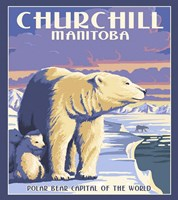 Churchill, Manitoba Fine Art Print