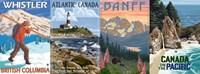 Canadian Pano 2 Fine Art Print