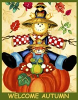Welcome Autumn Fine Art Print