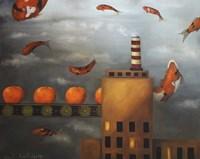 Tangerine Dream Fine Art Print