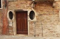 Venice Doorway Fine Art Print