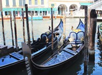 Venice in Blue Fine Art Print