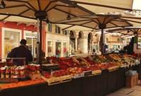 Verona Market Fine Art Print