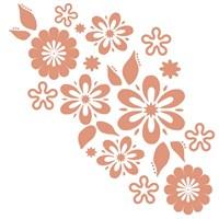 Go BoHo 6 Peach Fine Art Print