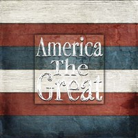 American Freedom Collection 5 Fine Art Print