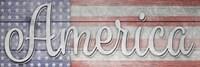 American Workshop Series 3 V6 Signs 3 Fine Art Print