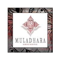 Chakras Yoga Framed Muladhara V2 Fine Art Print