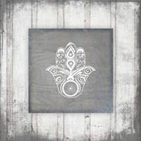 Gypsy Yoga V2 3 Fine Art Print