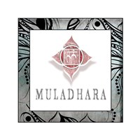 Muladhara Symbol 4 Fine Art Print