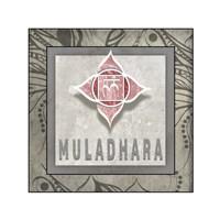 Muladhara Symbol 7 Fine Art Print