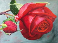 Rose Otto Fine Art Print