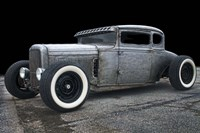1931 Coupe Rat Rod Fine Art Print