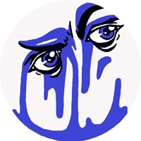 Blue Eyes Fine Art Print