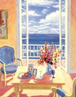"Ocean Breeze by Suzanne Hoefler - 22"" x 28"", FulcrumGallery.com brand"