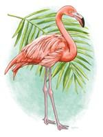 Tropical Flair II Fine Art Print