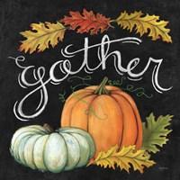 Autumn Harvest III Square Fine Art Print