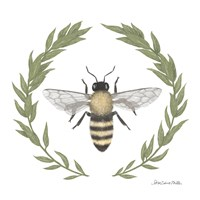 Happy to Bee Home I Fine Art Print