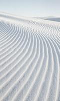 White Sands I no Border Fine Art Print