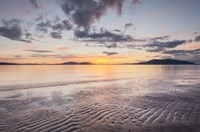 Samish Bay Sunset II Fine Art Print