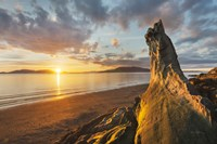 Samish Bay Sunset I Fine Art Print