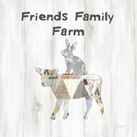 Farm Family VIII Fine Art Print