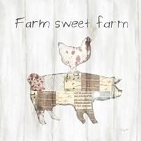 Farm Family VII Fine Art Print