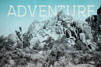 Ombre Adventure III Adventure Fine Art Print