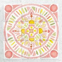 Citrus Tile IV Fine Art Print
