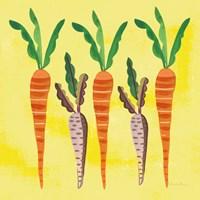 Veggie Time V v2 Fine Art Print