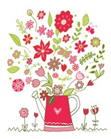Valentines Flowers III Fine Art Print