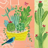 Cacti Garden IV Fine Art Print