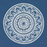 Circle Designs IV Framed Print