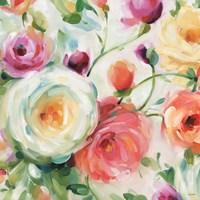 Florabundance IV Framed Print