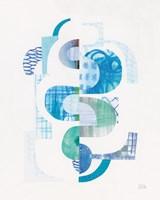Fragments VI Framed Print
