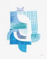 Fragments III Framed Print