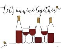 Underlined Wine X Fine Art Print