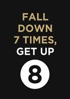 Fall Down Fine Art Print