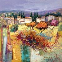 Estate Italiana Fine Art Print