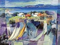 Racconto Mediterraneo Fine Art Print