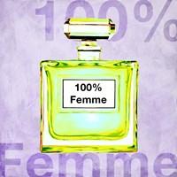 100% Femme Fine Art Print