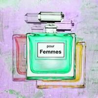 Pour Femmes II Fine Art Print