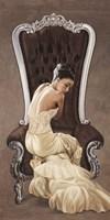 Beautiful Queen I Fine Art Print
