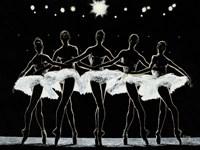 Dance Finale Fine Art Print