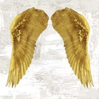 Angel Wings IV Fine Art Print