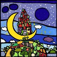 Sogno Lunare Fine Art Print