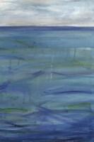 Deep Blue III Fine Art Print