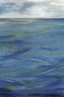 Deep Blue II Fine Art Print