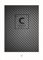 Carbon Element Fine Art Print